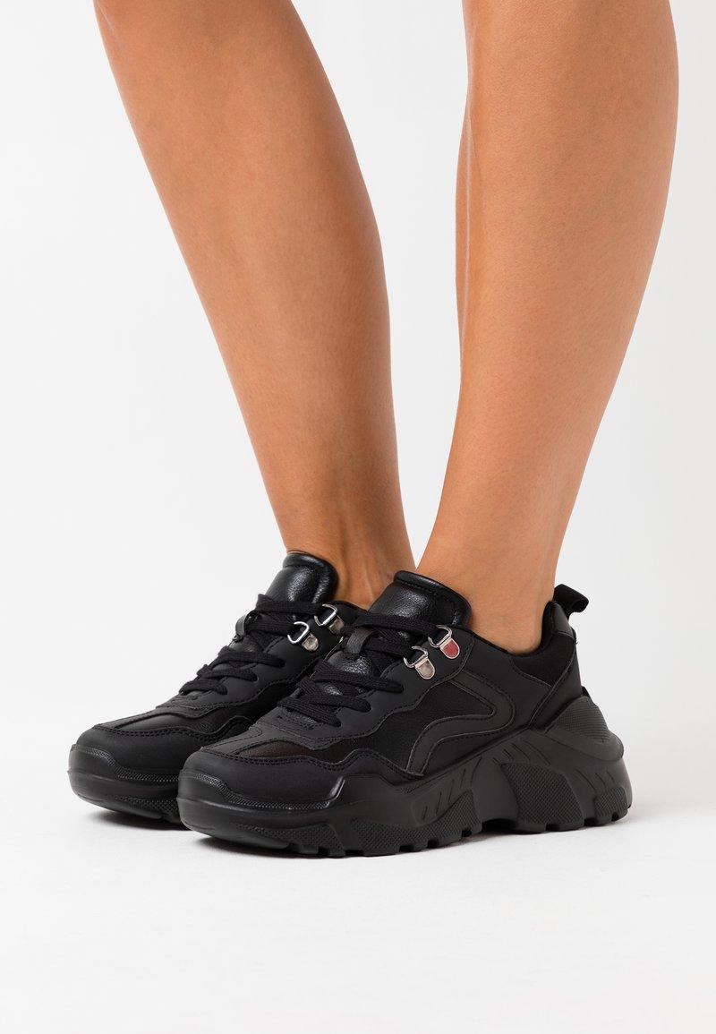 Even&Odd - Sneaker low - black