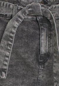 NAF NAF - ROSITA - Blyantnederdel / pencil skirts - gris anthracite - 2
