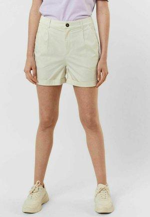 HIGH WAIST - Shorts - birch