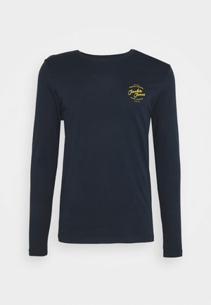 JJHERO TEE  - Langarmshirt - navy