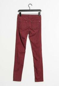 Sienna - Slim fit jeans - red - 1