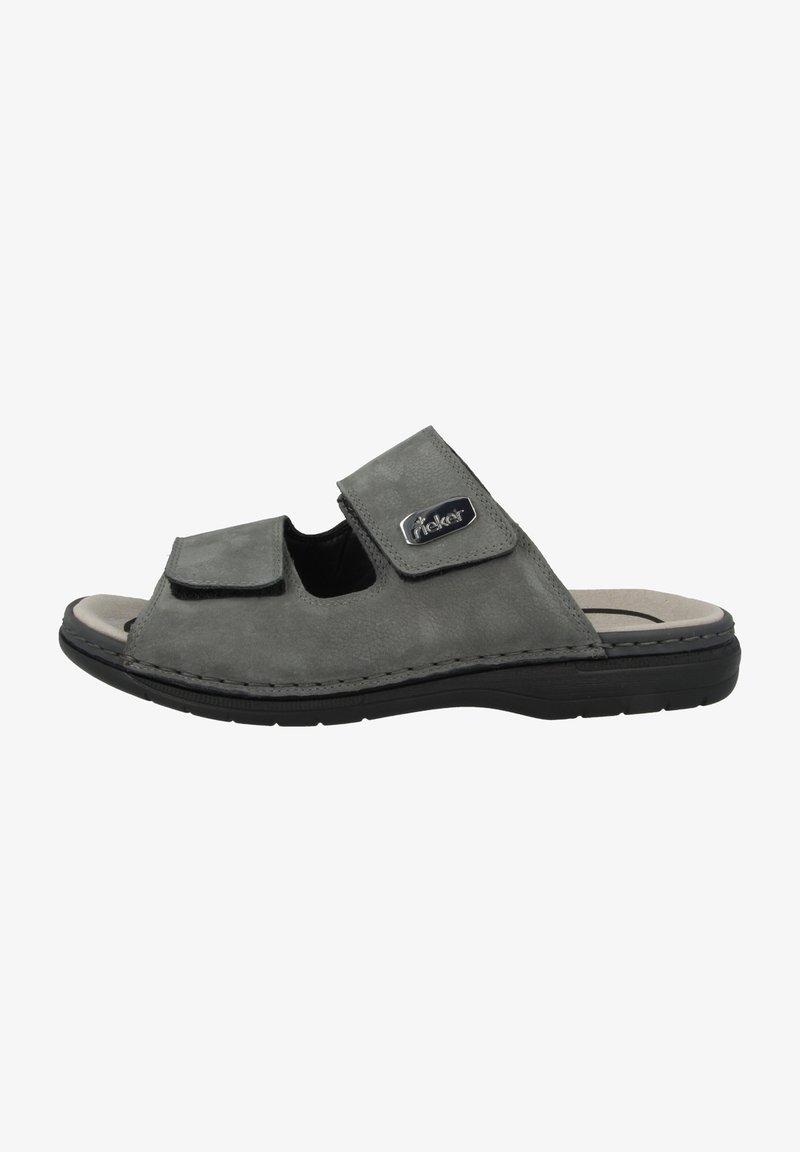 Rieker - Pantofole - grey