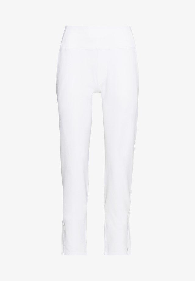 PANT - Pantaloni - bright white