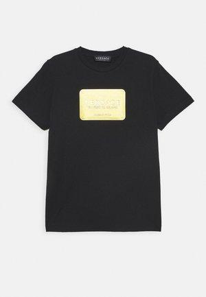 MAGLIETTA MANICA CORTA - Print T-shirt - nero