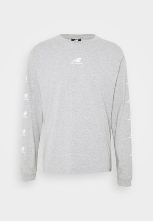 ESSENTIALS STACK PACK  - Long sleeved top - athletic grey
