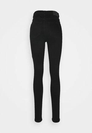 VMLOA - Jeans Skinny Fit - black