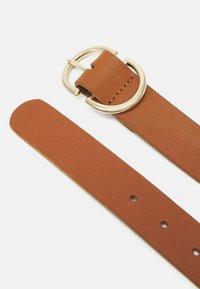 Zign - Belt - cognac - 1