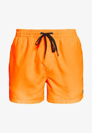 EVERYDAY VOLLEY - Swimming shorts - orange pop