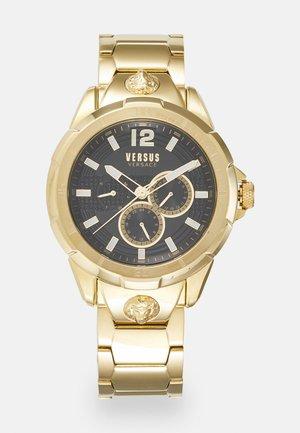 RUNYON - Reloj - gold-coloured/black