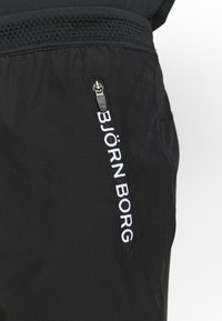 Björn Borg - ADILS SHORTS - Sports shorts - black beauty - 4