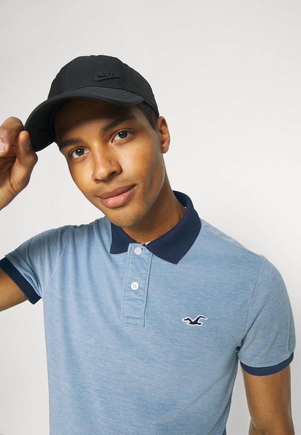 Hollister Co. Koszulka polo - blue/niebieski Odzież Męska QYVM
