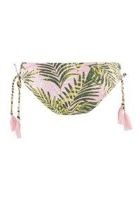 Pieces - Bikini bottoms - candy pink - 1