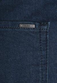 HUGO - Jeans Skinny Fit - dark blue - 4
