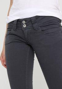 Pepe Jeans - VENUS - Trousers - deep grey - 3