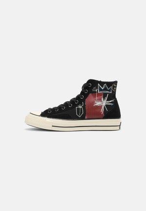 CHUCK 70 UNISEX - Zapatillas altas - black