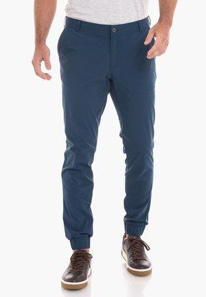 EMERALD LAKE - Trousers - blue