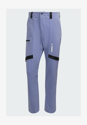 TERREX ZUPAHIKE  - Trousers - purple