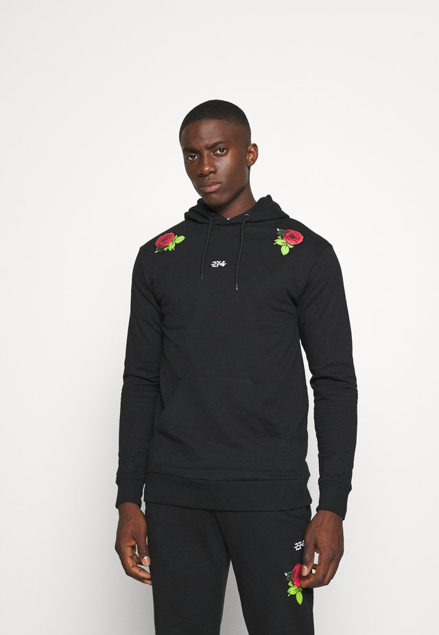 ROSE TRACKSUIT - Tuta - black