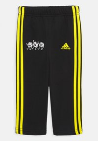adidas Performance - Tepláková souprava - green oxide/yellow/black - 2