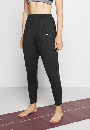 YOGA PANT - Pantalon de survêtement - black
