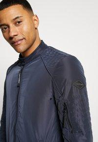 Replay - JACKET - Light jacket - blue - 4