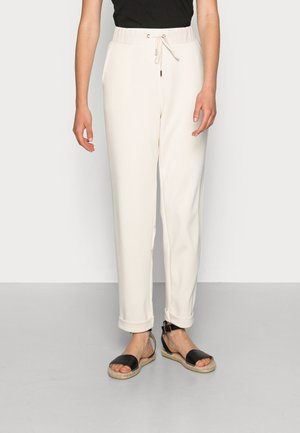 PANT - Tracksuit bottoms - off-white