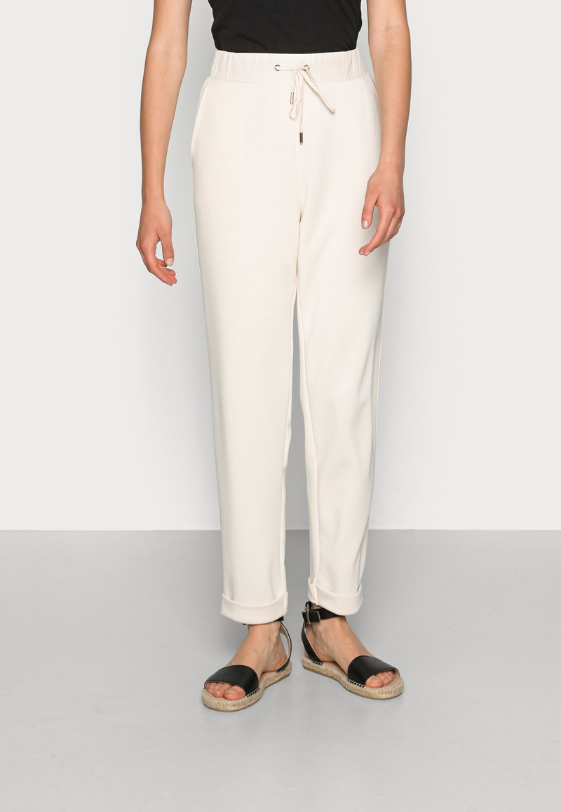 Esprit Collection - PANT - Tracksuit bottoms - off-white