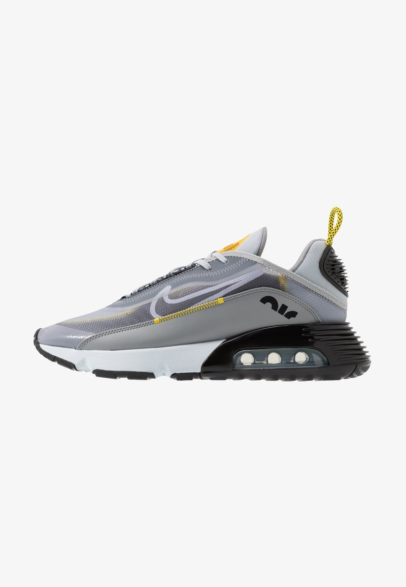 Nike Sportswear - AIR MAX 2090 - Sneakers laag - wolf grey/white/particle grey/pure platinum/topaz gold/black