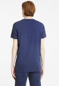 Puma - ICONIC  - Print T-shirt - elektro blue - 2