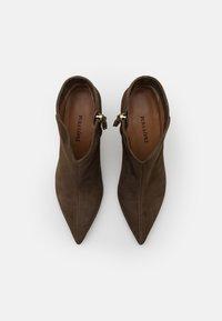 Pura Lopez - Kotníková obuv - mility - 4