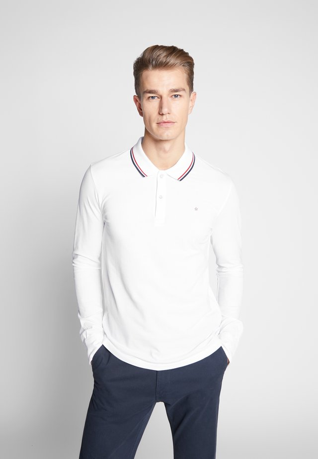 Poloshirts - optical white