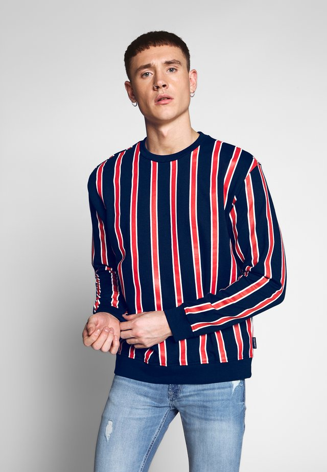 JARVIS - Sweater - navy