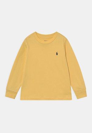 Topper langermet - campus yellow
