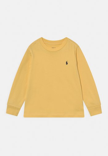 Long sleeved top - campus yellow