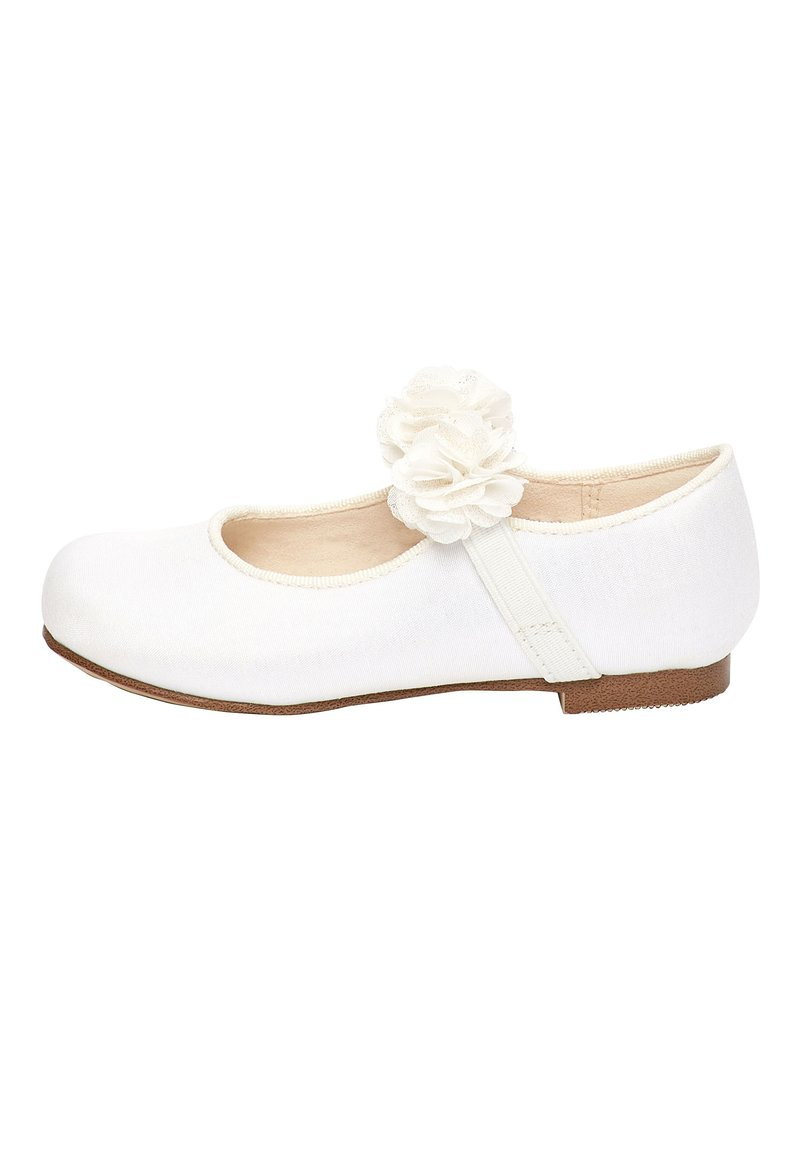 Next - IVORY OCCASION CORSAGE MARY JANES (YOUNGER) - Bailarinas - white