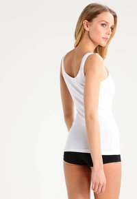 Skiny - ADVANTAGE TANK TOP 2 PACK - Undershirt - white - 2