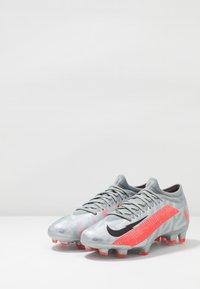 Nike Performance - MERCURIAL VAPOR 13 PRO FG - Fotbollsskor fasta dobbar - metallic bomber grey/black/particle grey - 2