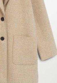 Mango - PANO - Winter coat - sandfarben - 2