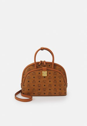 ANNA VISETOS TOTE LARGE - Shoppingveske - cognac