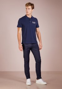 Emporio Armani - Slim fit jeans - denim blu