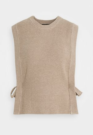 SIMONA ZANEA  - Jumper - roasted grey khaki