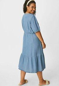 C&A - Maxi dress - denim-blue - 1