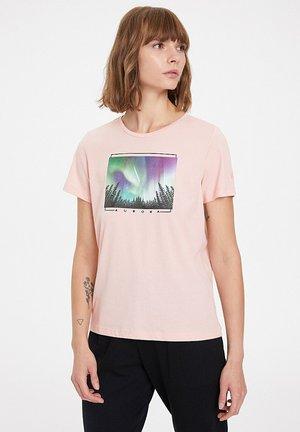 AURORA - T-shirt print - peachy keen