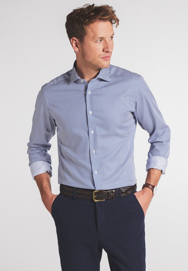 Overhemd - blau/weiß