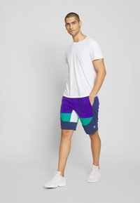 adidas Originals - PROJECT-3 SPORT INSPIRED SHORTS - Shorts - purple - 1