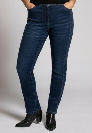 SOPHIE - Slim fit jeans - denim bleu foncé