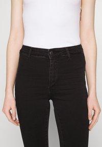 ONLY - ONLBLUSH LIFE BOX - Jeans Skinny Fit - black denim - 5