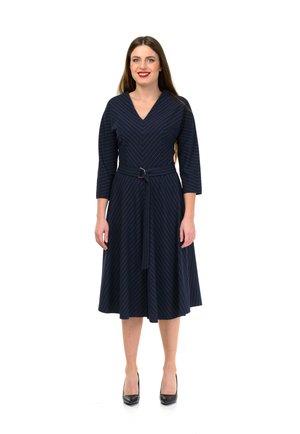 BETTY - Korte jurk - blue