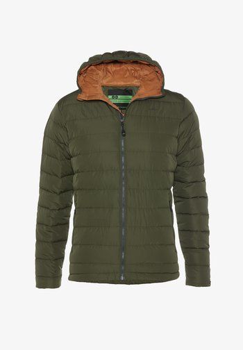 ANDY - Down jacket - olive