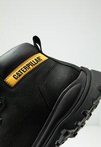 Cat Footwear - BRAWN - Schnürstiefelette - black - 5